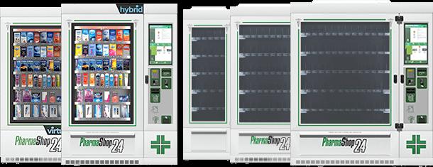 Vending automaty do sprzedaży